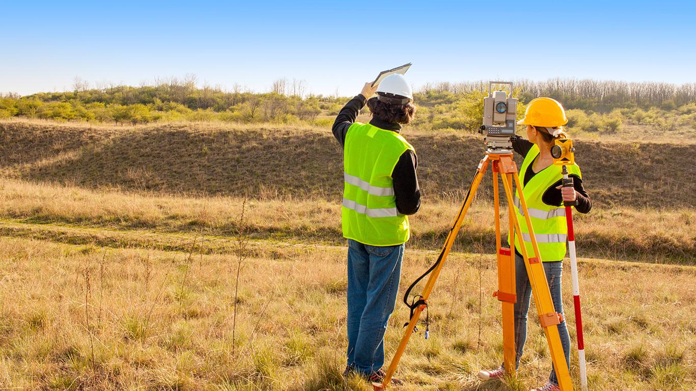 Geodeetiline mõõdistamine: teostusjoonised, märkimistööd