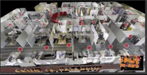 3D vaade laserskaneerimine