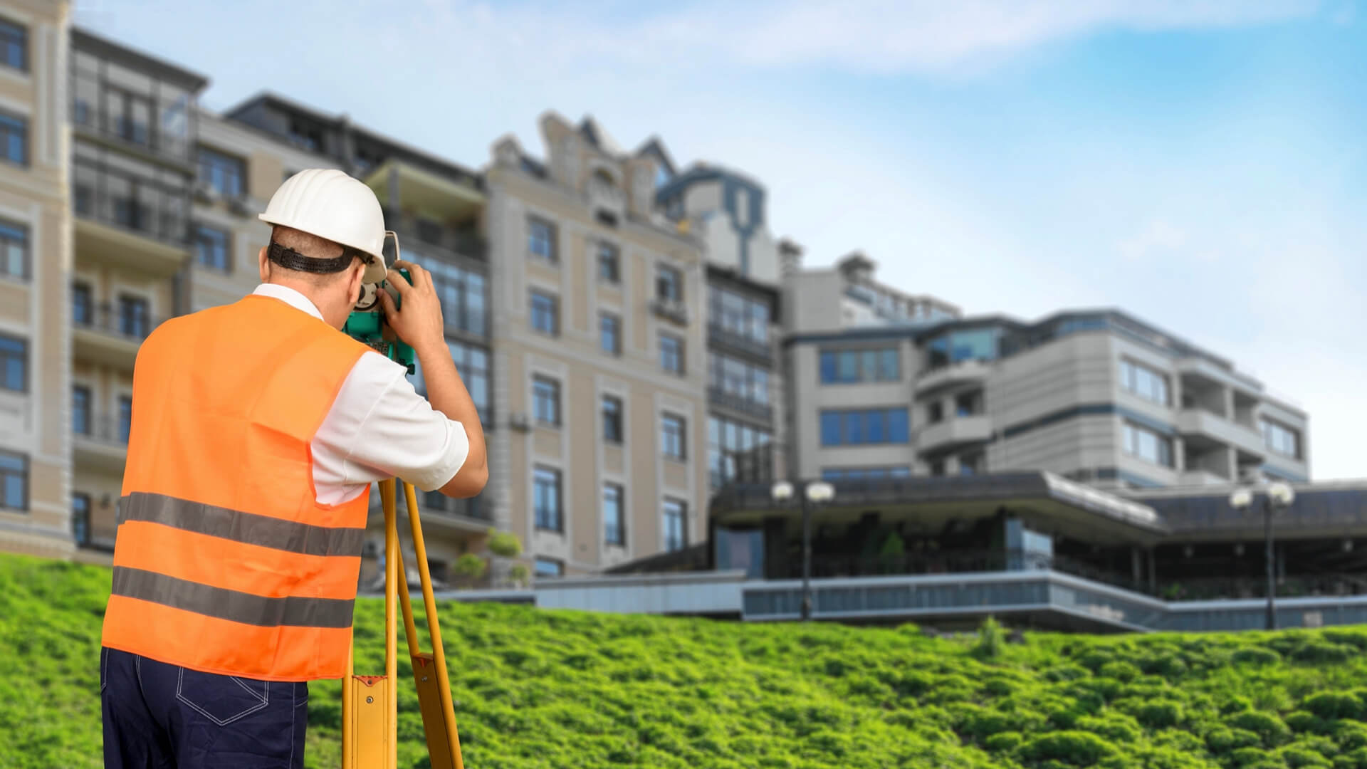 surveying of buildings